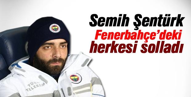 Semih Şentürk Fenerbahçe'deki herkesi solladı