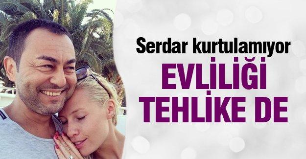 Serdar Ortaç'ın evliliği tehlikede!