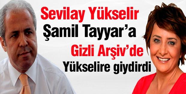 Sevilay Yükselir'den Tayyar'a sert sözler!