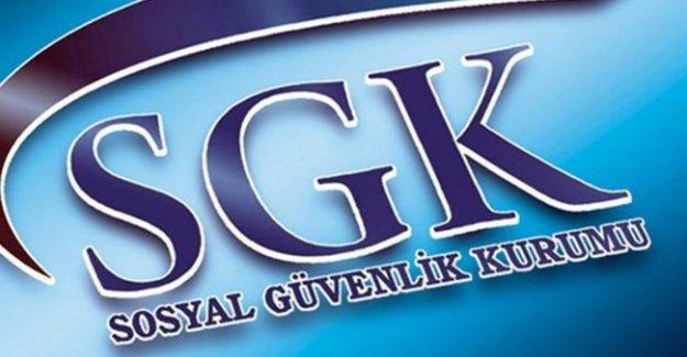 SGK Borç Dökümü