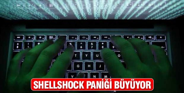 Shellshock paniği büyüyor
