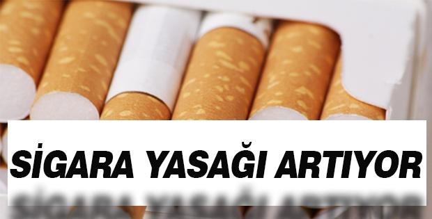 Sigara Yasağının Alanı Genişliyor