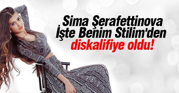 Sima Şerafettinova  diskalifiye oldu!