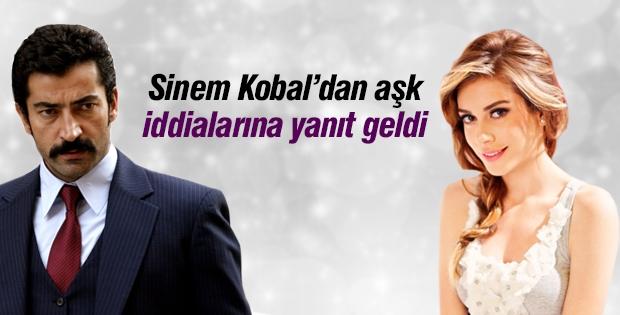 Sinem Kobal'dan aşk iddialarına yanıt geldi