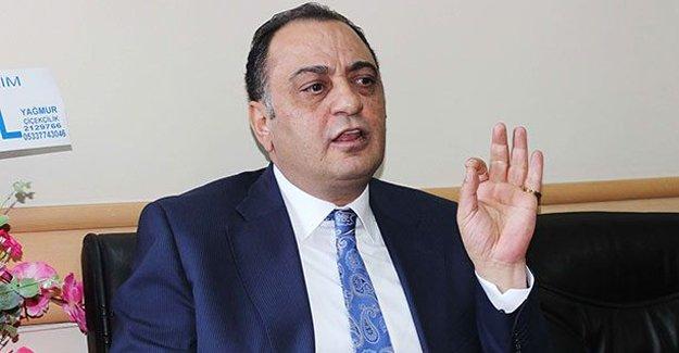 Sırrı Sakık'ın kardeşi AK Parti'ye üye oldu
