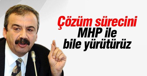 Sırrı Süreyya Önder'den çözüm süreci açıklaması