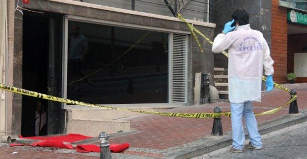 Şişli'de silahlı kavga: 1 ölü 3 yaralı