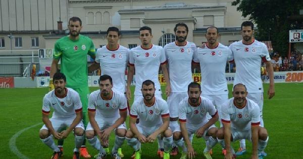 Sk Vorwarts Steyr - Galatasaray:1-3