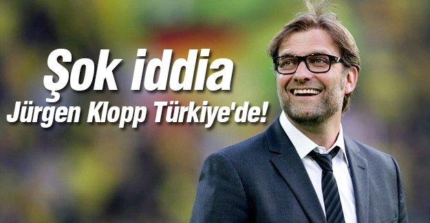 Şok iddia! Jürgen Klopp Türkiye'de!
