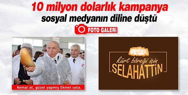 Sosyal Medya'nın gündemi İhsanoğlu'nun sloganı oldu