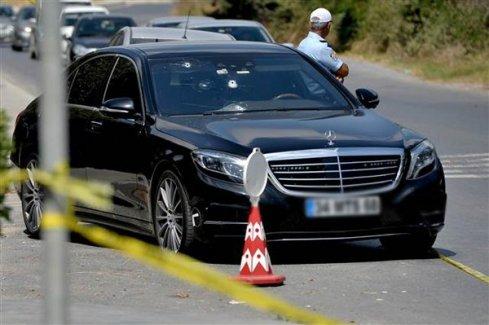 Star Medya Başkanı Sancak'a silahlı saldırı