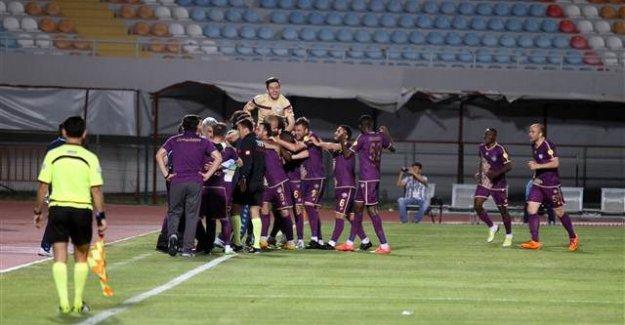 Süper Lig'in ikinci takımı da belli oldu!