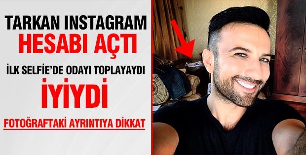 Tarkan Instagram hesabı açtı