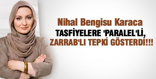 TASFİYELERE 'PARALEL'Lİ,  ZARRAB'LI TEPKİ GÖSTERDİ!!!