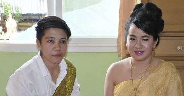 Tayland'da Eşcinsel Evlilik Tartışma Yarattı