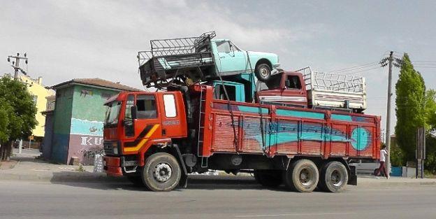 Tehlikeli Taşımacılık