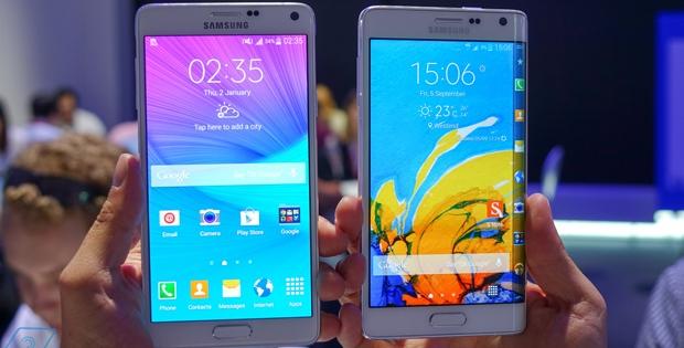 Teknoloji Tutkunlarına Müjde! Galaxy Note 4 Türkiye'de