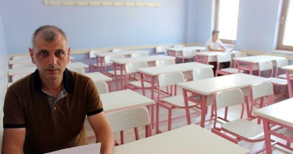 Teog Sınavında En Sonda Oturan Ögrencinin En Baştaki Ögrenci İle İkili Kopya Çektiği İddiasi