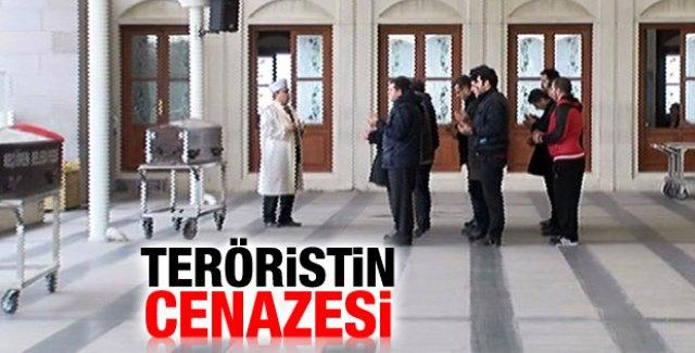 Teröristin cenazesi Ankara'da gömüldü