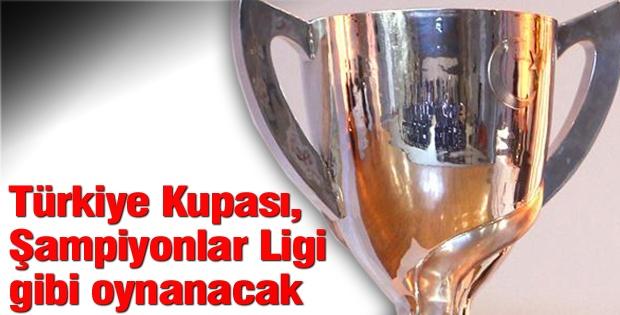 TFF, Türkiye Kupası'nda değişiklik yaptı
