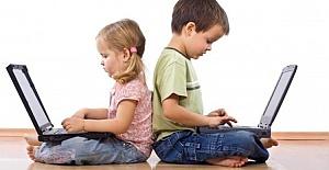 Teknoloji Çocukların Başını Ağrıtıyor