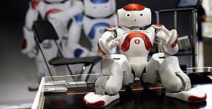 Türkiye'de Robotlar 30 Yıl Sonra İş Başı Yapacak!