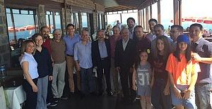 Avustralya Ankara Büyükelçisi James Larsen  Ordu'ya sürpriz ziyareti