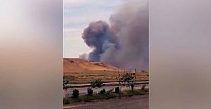 Azerbaycan'da Patlama! İçeride Kalanlar Var