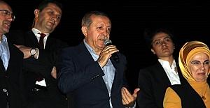 Erdoğan'dan Gülen'e: 'Senin Lanetin Tutmaz'!