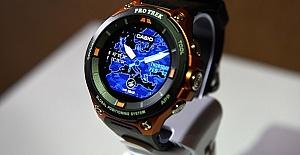 Casio yeni akıllı saatini tanıttı