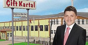 Çift Kartal; Türk makine sektörünün gururu oldu