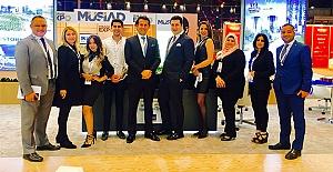 Expo Turkey By Qatar 'a Altın Türk Yatırım damgasını vurdu