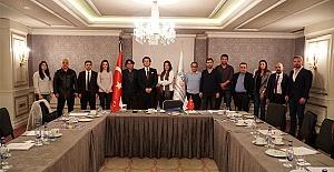 Arap Türk İş Adamları Derneği gücüne güç katıyor.