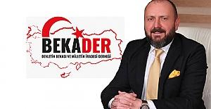 BEKADER'in Genel Başkanı Candar Can oldu