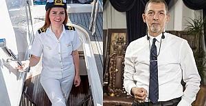 Güzel kadın kaptan, iş adamı Serhat Akpınar'ın kabusu oldu