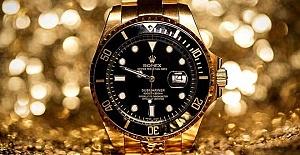 İcradan satılık Rolex'ler