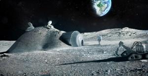 Ay toprağından oksijen üretebilecek