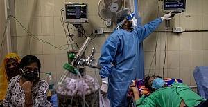 Hindistan'da şimdi de 'Kara mantar' hastalığı! Hükümet salgınını duyurmaya hazırlanıyor