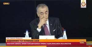 Mustafa Cengiz: Terim kendini başkan üstü görüyor