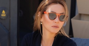 Pınar Altuğ'un yeni imajı Hadise'ye benzetildi