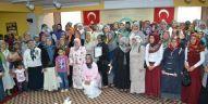 Bozyazı'da Kur'an Kursunu Bitiren Kadınlar Belgelerini Aldı