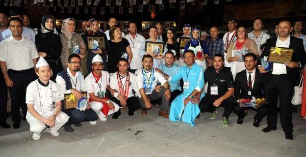 Tokat'ta Yöresel Yemek Yarışması