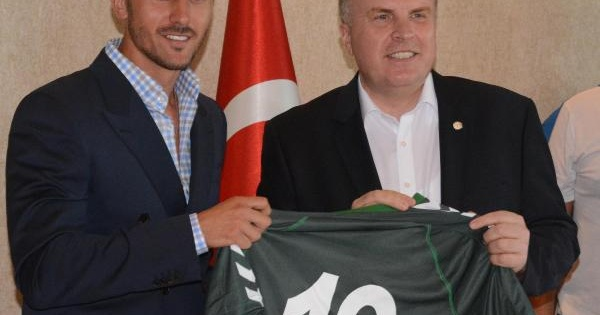 Torku Konyaspor Marıca'yla Sözleşme İmzaladi
