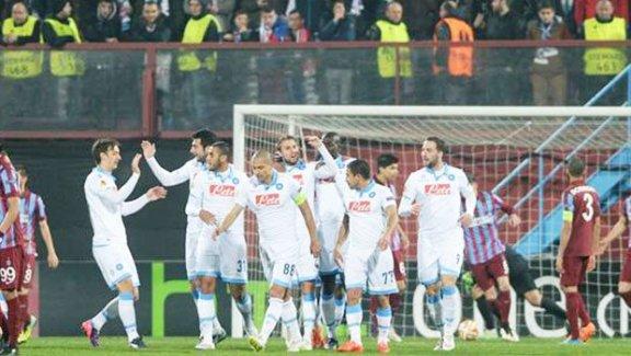 Trabzon'da tarihi hüsran