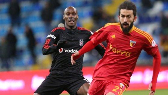 Trabzon'dan sonra Beşiktaş da elendi!