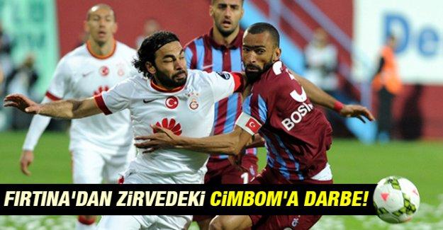 Trabzonspor'dan Galatasaray'a Darbe!