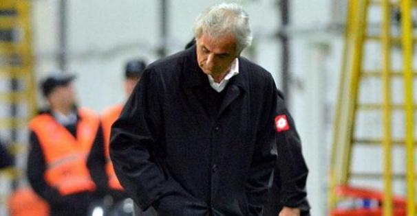 """Trabzonspor-halilhodziç: """"ocak Ayına Kadar Zor Geçecek"""""""