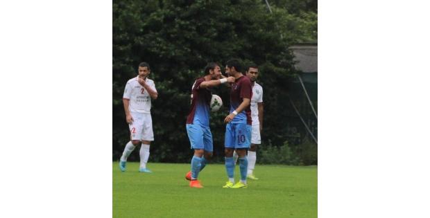 Trabzonspor-Lokomotif Taşkent:2-2
