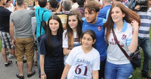 Trabzonspor'da Tempo Arttı
