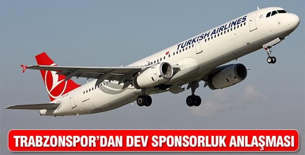 Trabzonspor'dan dev sponsorluk anlaşması